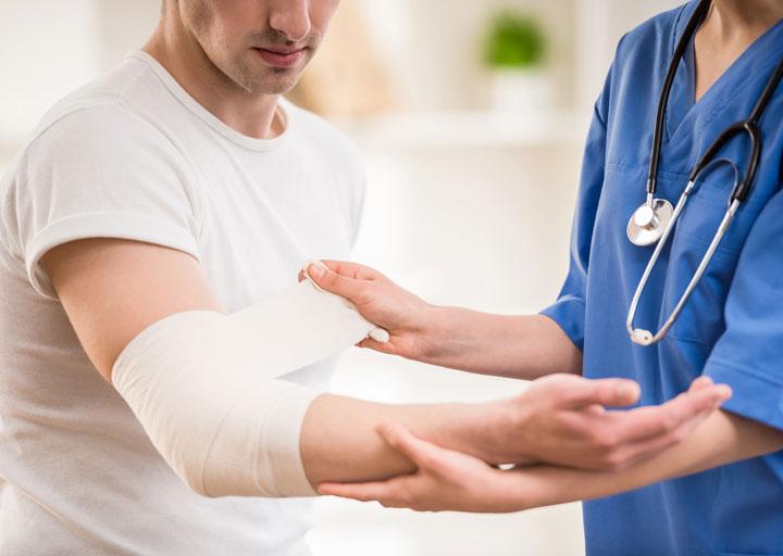 Minor Trauma - Dowlen Medical Center - Beaumont, Texas